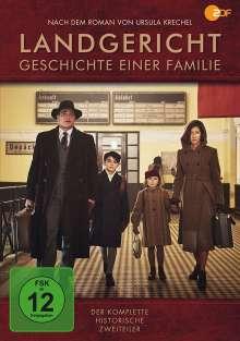 Landgericht - Geschichte einer Familie, DVD