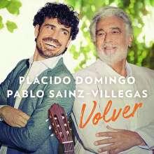 Placido Domingo & Pablo Sainz-Villegas - Volver, CD