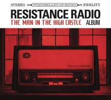 Filmmusik: Resistance Radio: The Man In The High Castle, CD