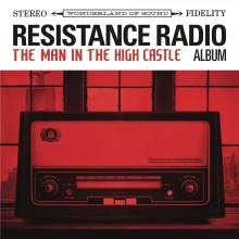 Filmmusik: Resistance Radio: The Man In The High Castle, 2 LPs