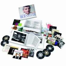 Leonard Bernstein - The Remastered Edition, 100 CDs