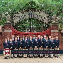 The Boys of St. Pauls Choir School Boston - Ave Maria, CD