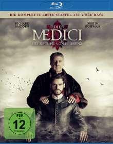 Die Medici Staffel 1 - Herrscher von Florenz (Blu-ray), 2 Blu-ray Discs