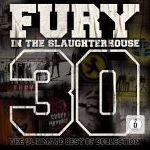 Fury In The Slaughterhouse: 30 - The Ultimate Best Of Collection, 3 CDs