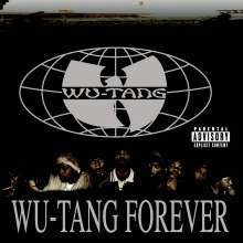 Wu-Tang Clan: Wu-Tang Forever (180g), 4 LPs