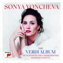 Sonya Yoncheva - The Verdi Album, CD
