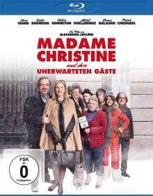 Madame Christine und ihre unerwarteten Gäste (Blu-ray), Blu-ray Disc
