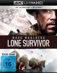 Lone Survivor (Ultra HD Blu-ray & Blu-ray), 1 Ultra HD Blu-ray und 1 Blu-ray Disc