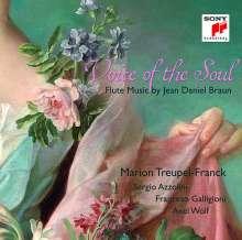 Jean Daniel Braun (1728-1740): Kammermusik für Flöte, CD