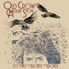 Old Crow Medicine Show: 50 Years Of Blonde On Blonde: The Concert 2016, CD