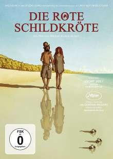 Die rote Schildkröte, DVD