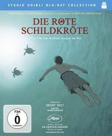 Die rote Schildkröte (Blu-ray), Blu-ray Disc
