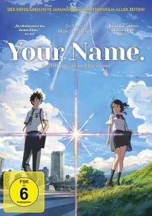 Your Name. - Gestern, heute und für immer, DVD