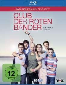 Club der roten Bänder Staffel 3 (finale Staffel) (Blu-ray), 2 Blu-ray Discs