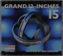Grand 12-Inches 15, 4 CDs