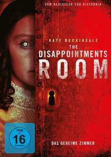 The Disappointments Room, DVD