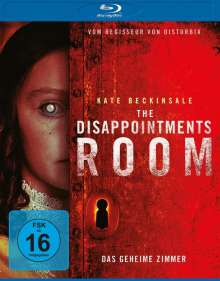 The Disappointments Room (Blu-ray), Blu-ray Disc