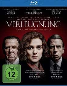 Verleugnung (Blu-ray), Blu-ray Disc