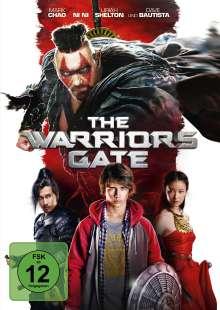 The Warriors Gate, DVD