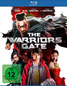 The Warriors Gate (Blu-ray), Blu-ray Disc