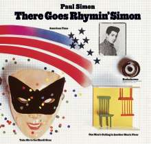 Paul Simon (geb. 1941): There Goes Rhymin' Simon (180g), LP