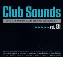 Club Sounds Vol. 81, 3 CDs