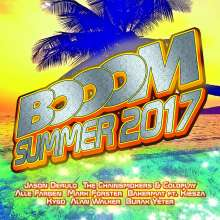 Booom Summer 2017, 2 CDs