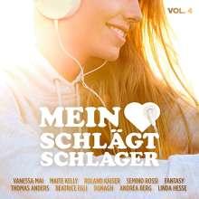 Mein Herz schlägt Schlager Vol. 4, 2 CDs