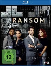Ransom Staffel 1 (Blu-ray), 2 Blu-ray Discs