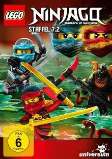 LEGO Ninjago 7 Box 2, DVD