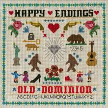Old Dominion: Happy Endings, CD