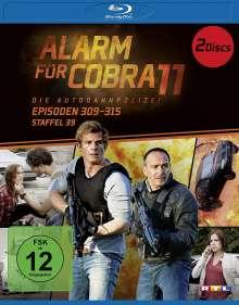 Alarm für Cobra 11 Staffel 39 (Blu-ray), 2 Blu-ray Discs