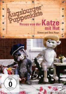 Augsburger Puppenkiste: Neues von der Katze mit Hut, DVD