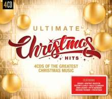 Ultimate...Christmas Hits, 4 CDs