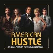 Filmmusik: American Hustle, CD