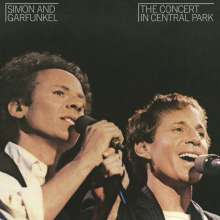 Simon & Garfunkel: The Concert In Central Park (180g), 2 LPs