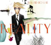 David Bowie: Reality (180g), LP