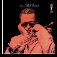 Miles Davis (1926-1991): Round About Midnight, LP