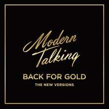 Modern Talking: Back For Gold, CD