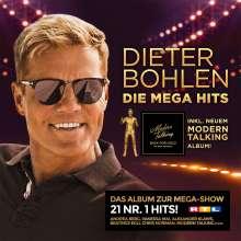 Dieter Bohlen: Die Megahits, 2 CDs
