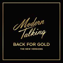 Modern Talking: Back For Gold, LP