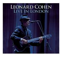 Leonard Cohen (1934-2016): Live In London 2008 (180g), 3 LPs