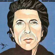 Leonard Cohen (1934-2016): Recent Songs (180g), LP