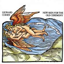 Leonard Cohen (1934-2016): New Skin For The Old Ceremony (180g), LP
