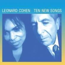Leonard Cohen (1934-2016): Ten New Songs (180g), LP