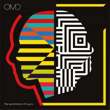 OMD (Orchestral Manoeuvres In The Dark): The Punishment Of Luxury, CD