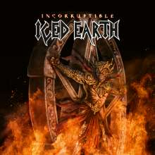 Iced Earth: Incorruptible (180g), 2 LPs