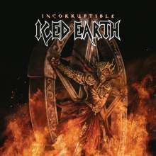 Iced Earth: Incorruptible (Deluxe-Edition), CD