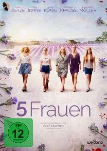 5 Frauen, DVD