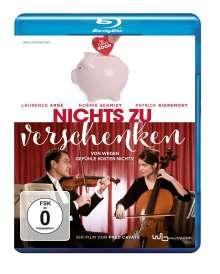 Nichts zu verschenken (Blu-ray), Blu-ray Disc